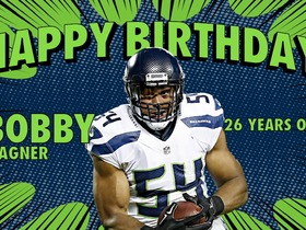 Watch: Happy Birthday Bobby Wagner