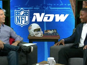 Watch: Cards RB David Johnson talks everything from football to marriage