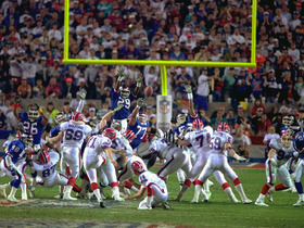 Watch: 5 Most Heartbreaking Missed Field Goals