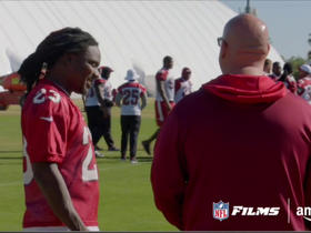 Watch: The softer side of Chris Johnson