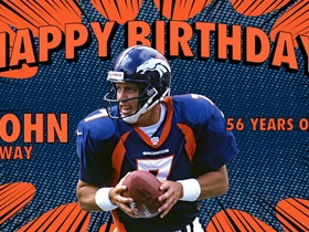Watch: Happy Birthday John Elway