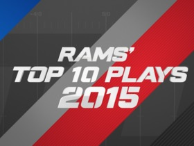 Watch: Rams Top 10 plays of 2015