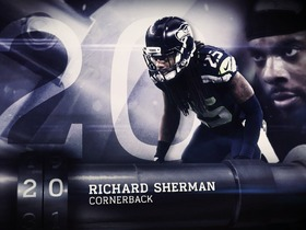Watch: 'Top 100 Players of 2016': No. 20 Richard Sherman