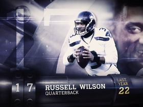 Watch: 'Top 100 Players of 2016': No. 17 Russell Wilson