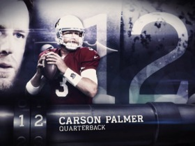 Watch: 'Top 100 Players of 2016': No. 12 Carson Palmer