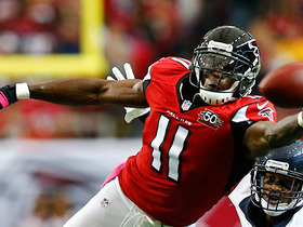 Watch: Nate's Top 5 Wide Receivers