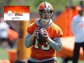 Watch: 2 Minute Drill: Josh McCown is a front-runner