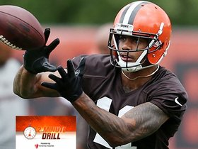 Watch: 2 Minute Drill: Terrelle Pryor Fighting For A Spot