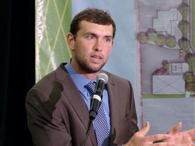 Watch: Luck Backs Children's Museum Sports Experience