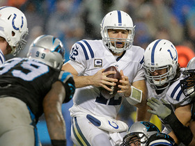 Watch: Silver: 'I think it's a great thing for Andrew Luck and for the Colts'