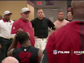 Watch: Go inside the Cardinals' locker room