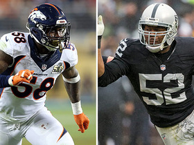 Watch: Top 100: Who should be ranked higher: Miller or Mack?