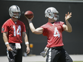 Watch: Derek Carr: More or less