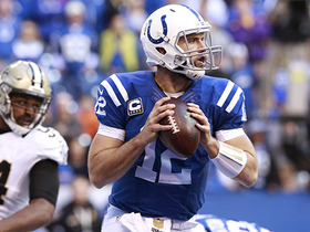 Watch: Andrew Luck breaks the bank and other buzzing NFL stories