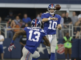 Watch: Charley Casserly's Storylines: How will Giants offense look in 2016?