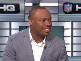 Watch: Jeremy Hill on moving on from wild card loss, 2016 expectations