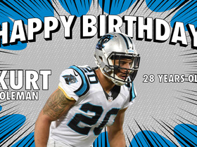 Watch: Happy Birthday Kurt Coleman