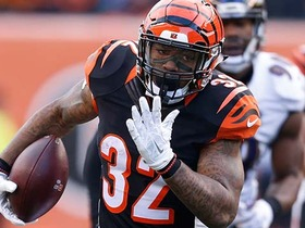 Watch: Jeremy Hill focused on redemption in 2016