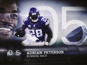 top 100 2016 adrian peterson