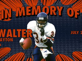 Watch: Remembering Walter Payton