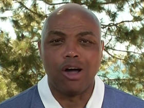 Watch: Charles Barkley on Tom Brady's current status with Patriots