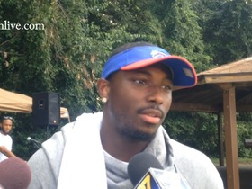 Watch: LeSean McCoy on negative media: 'I know what type of person I am'