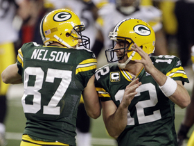 Watch: Aaron Rodgers and Jordy Nelson to rebuild chemistry during training camp