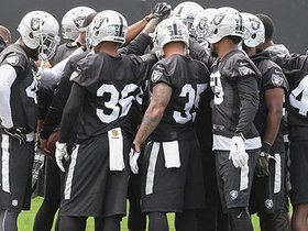 Watch: Offseason Workouts: Safeties