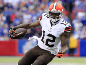 Watch: Josh Gordon will be reinstated into the league
