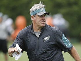 Watch: Is Doug Pederson changing Eagles' training camp?