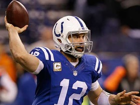 Watch: Heath Evans doesn't see bounce-back year for Luck, Colts