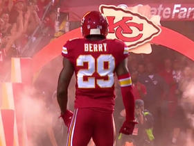 Watch: Rapoport: Eric Berry will not report to training camp on time