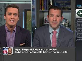 Watch: Rapoport: Gregory is facing a longer suspension
