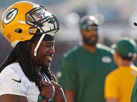 Watch: How does Eddie Lacy plan to stay trim this season?