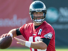 Watch: Is three too many QBs for the Eagles?