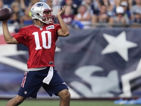 Watch: Belichick: Patriots priority is to get Garoppolo ready for start of season