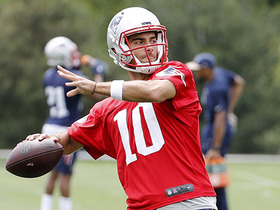 Watch: Getting Garoppolo ready is the Patriots' priority