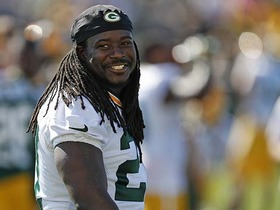 Watch: Ian Rapoport on Eddie Lacy: 'He is no longer fat'