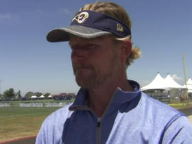 Watch: Les Snead: Releasing Foles was best decision for all parties