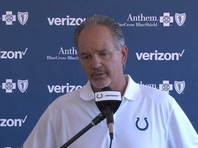 Watch: Full Coach Pagano Press Conference: Day One