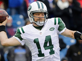 Watch: Warner: I believe the Jets had to re-sign Fitzpatrick