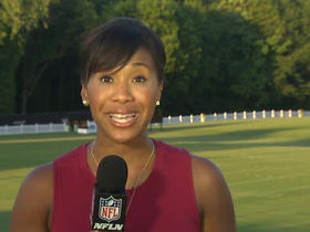 Watch: Training Camp Blitz: Patriots, Jets, Panthers, Broncos, Packers