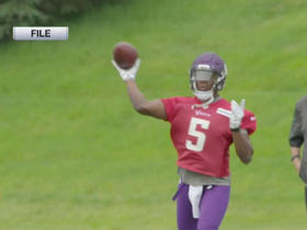 Watch: Rapoport: Vikings have high expectations for Bridgewater in 2016