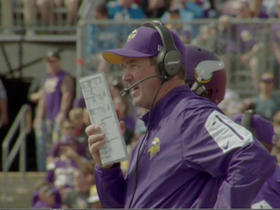 Watch: Vikings' Zimmer signs contract extension