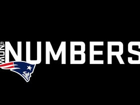 Watch: NFL NOW Numbers: Patriots