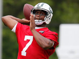 Watch: What does Fitzpatrick's return mean for Geno Smith?