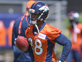 Watch: Demaryius Thomas knows he needs to improve this season