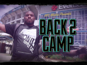 Watch: Back 2 Camp: MJD visits the Jacksonville Jaguars