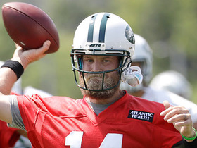 Watch: How does Fitzpatrick look after first training camp practice?