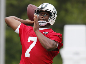 Watch: Geno Smith's future with Jets